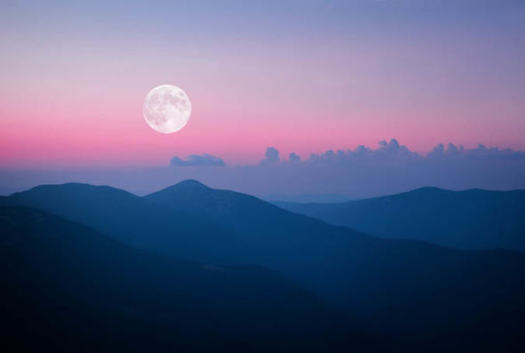 Pink Moon will Appear in the Sky on April 29