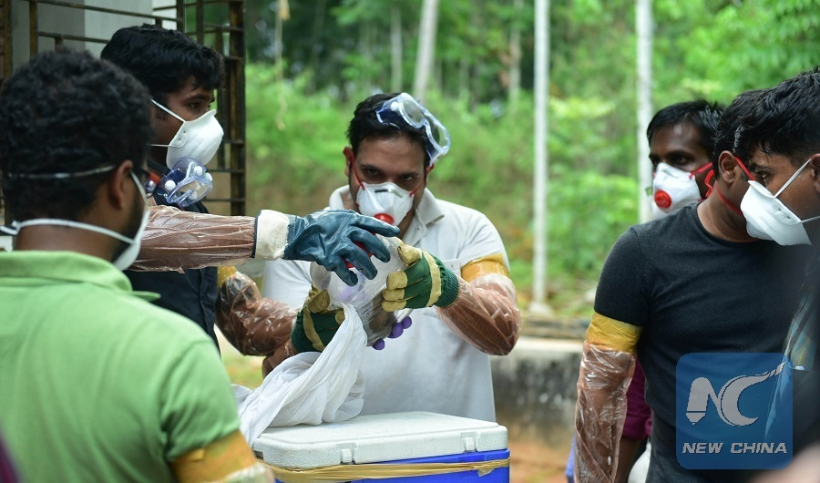 Man dies of Nipah virus in Kozhikode, toll reaches 14