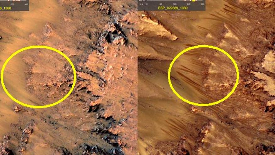Curiosity discovers ancient organic molecules on Mars