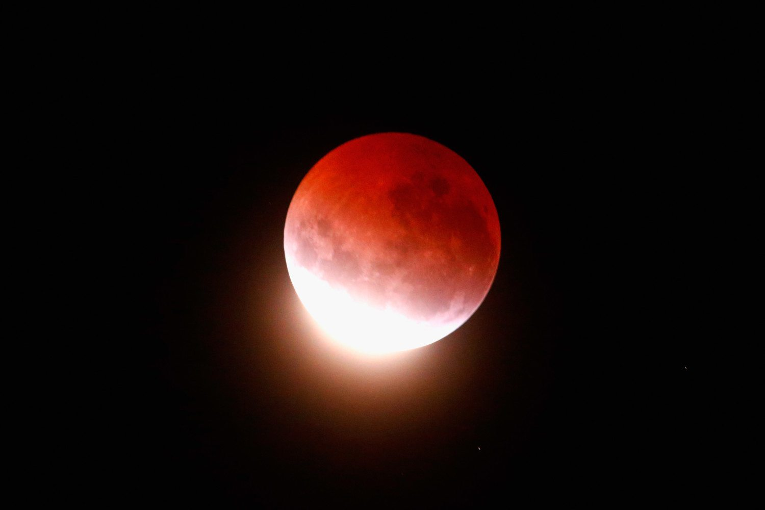 This month's 'blood moon' eclipse to be the longest of the century