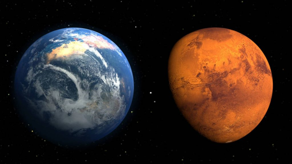 mars to be closer to earth it will happen again in 2287 great