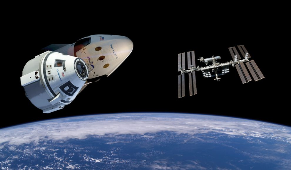 Delays In NASA Commercial Crew Program Impede Astronaut Launches To ISS