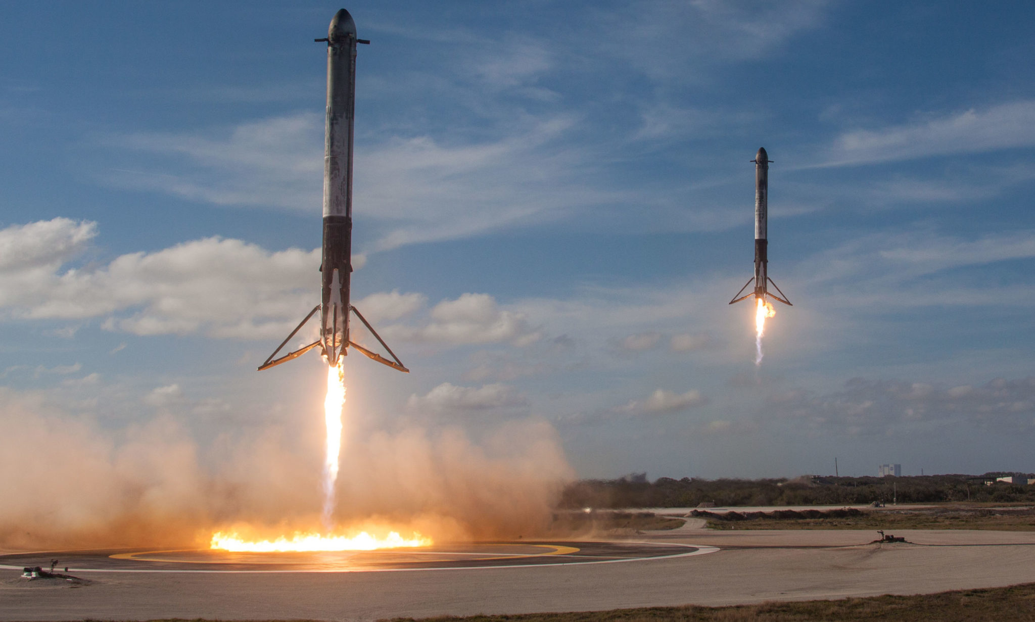 SpaceX is one step closer to launching astronauts into space