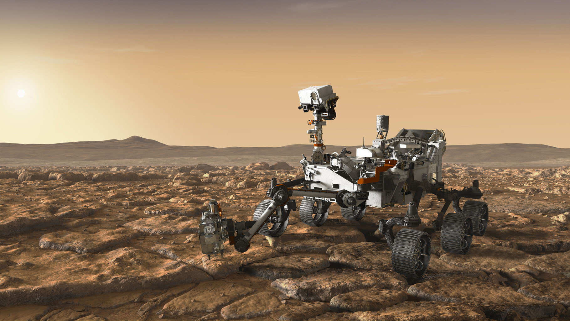mars rover nuclear battery - photo #21