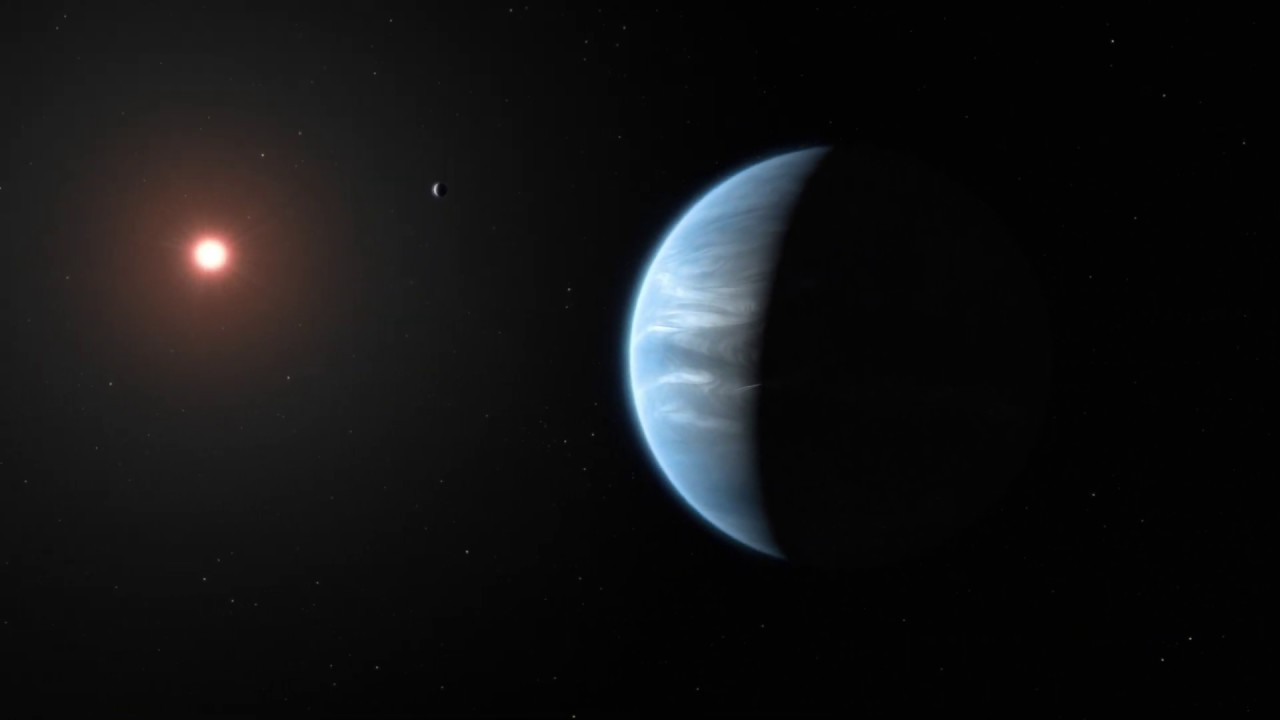 Scientists Found Atmospheric Water Vapor In A Habitable ...